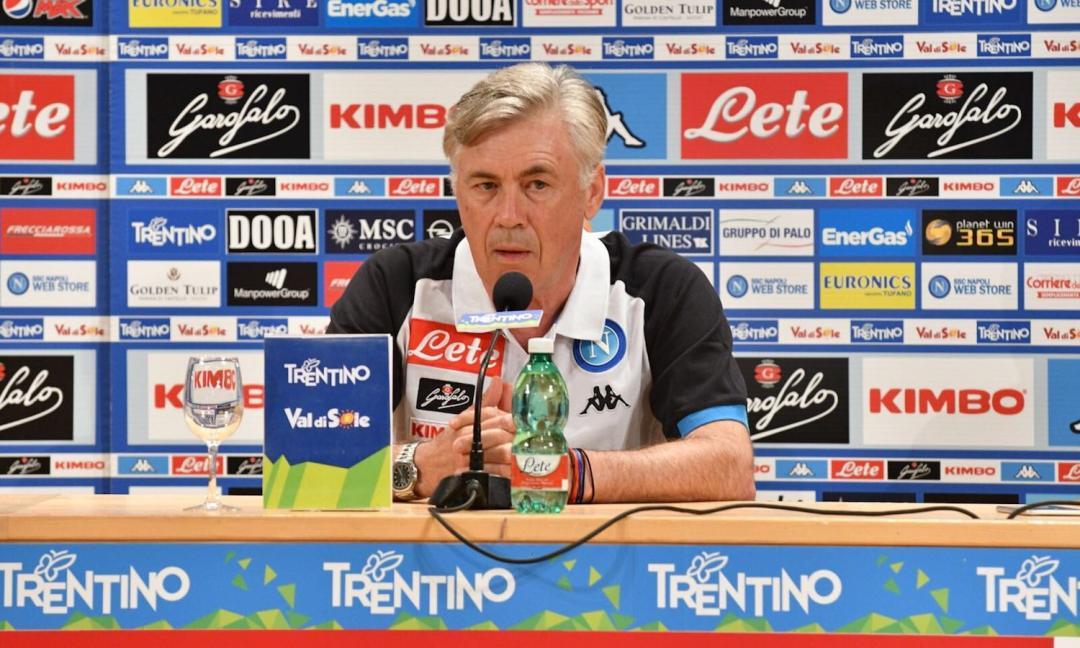 Napoli, con Ancelotti c'è più tecnologia