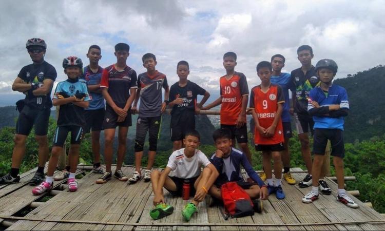 Dedichiamo la Coppa del Mondo ai 'cinghialini' thailandesi!