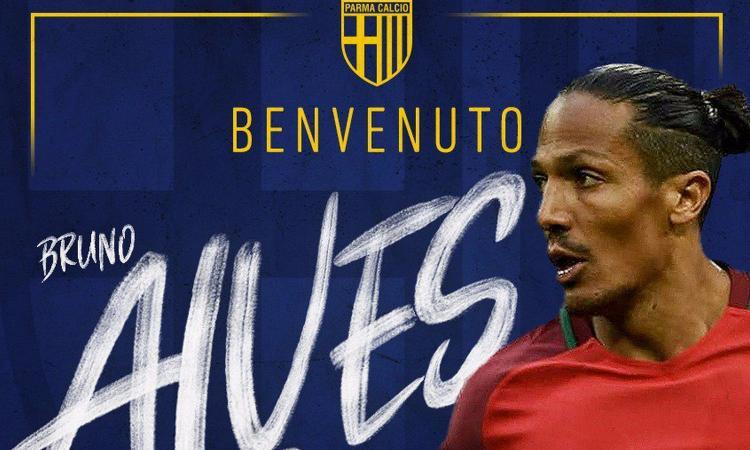 Parma, UFFICIALE: preso Bruno Alves