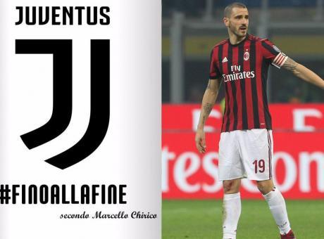 Juventus, no alla 'furbata' del Milan! Bonucci può tornare, ma solo gratis