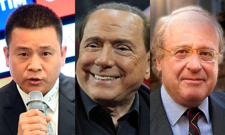 Da Berlusconi a Scaroni attraverso Li: il filo rossonero porta sempre a Silvio