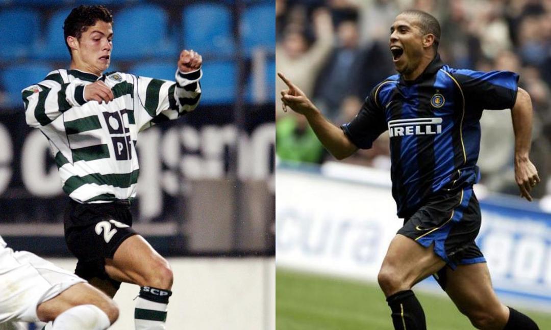 Altro che CR7, io ho visto Ronaldo!