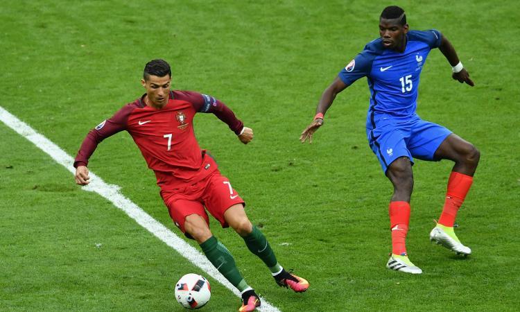 Effetto CR7: Pogba chiama la Juventus