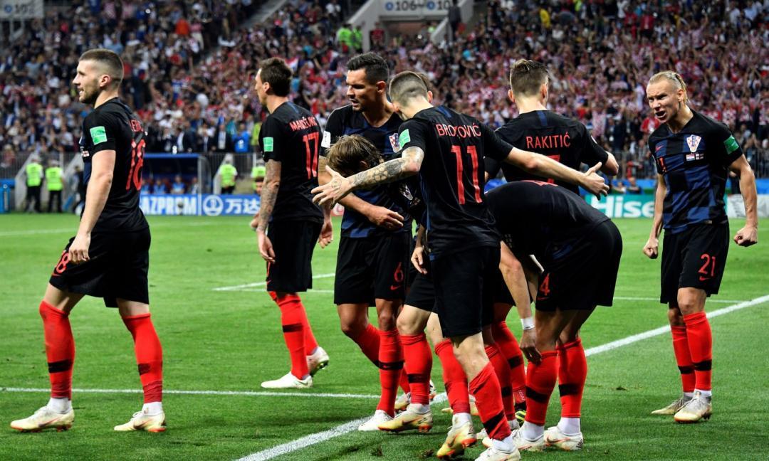 15 luglio e il destino che ha voluto Francia e Croazia