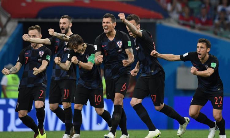 Mondiali, le quote di Croazia-Inghilterra