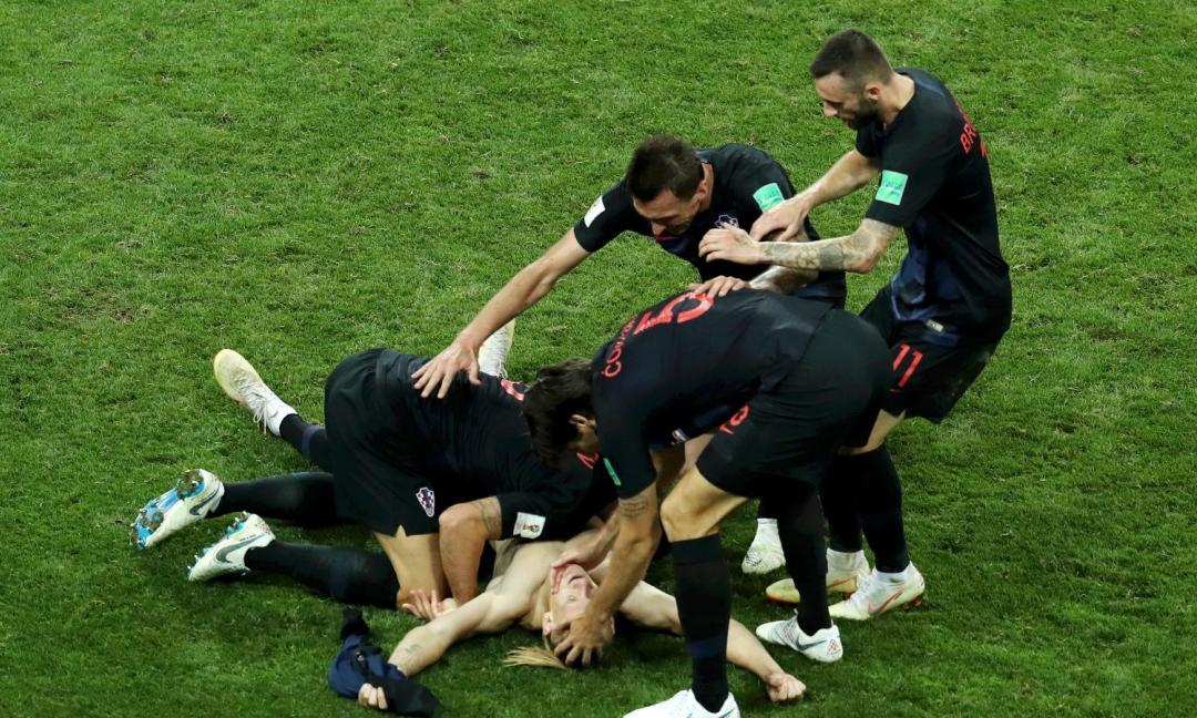 """Croazia: """"Noi in finale siamo arrivati giocando con il cuore"""""""