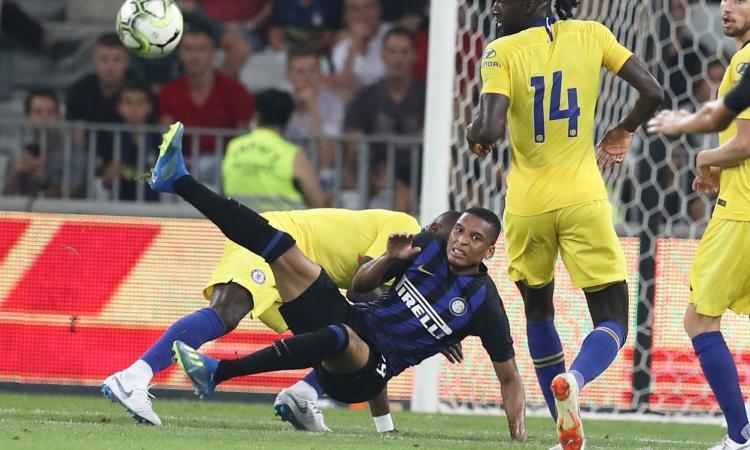 Spalletti ci prova, ma Dalbert non convince: l'Inter va su un altro terzino?