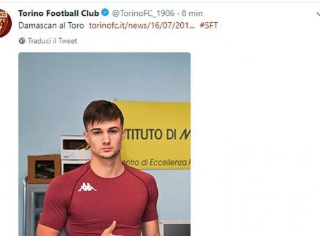 Torino, da decidere il futuro di Damascan