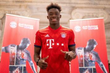 various colors 50033 01cf4 Transfer news: Bayern Munich will change face: Alphonso ...