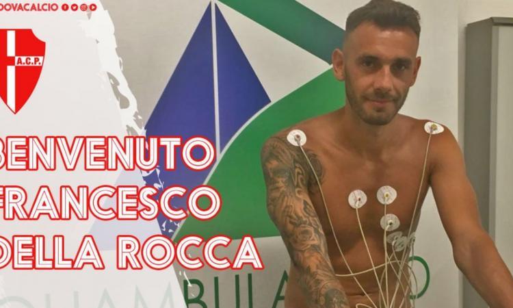 Padova, UFFICIALE: preso Della Rocca