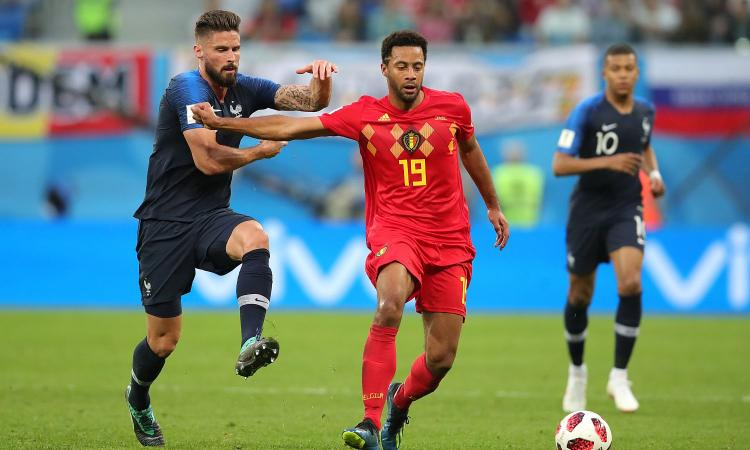 L'Inter spinge per Dembelè. Zhang in tribuna per Francia-Belgio VIDEO