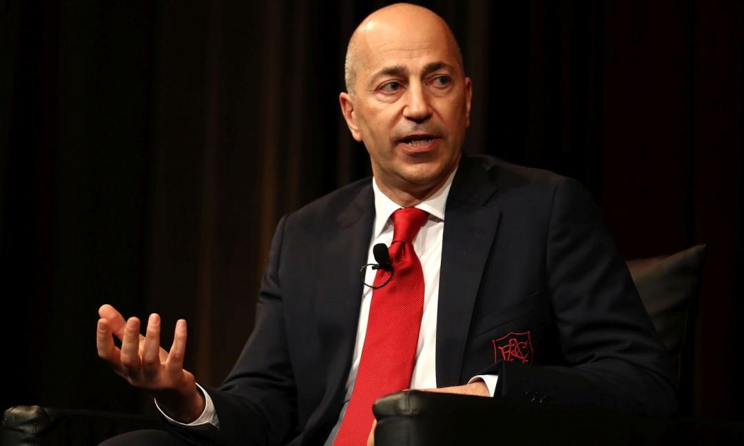 Gazidis, nuovo AD rossonero catalizzatore del cambiamento