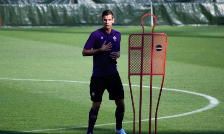 Seconda Maglia Fiorentina DAVID HANCKO