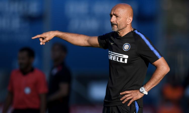 Inter, sabato Spalletti in conferenza