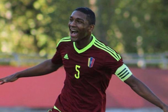 Juventus have announced the signing Real Madrid target Christian Makoun