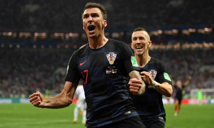 Perisic-Mandzukic, Inghilterra ko: la Croazia è in finale contro la Francia