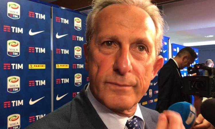 Miccichè celebra la Juve: 'Serata magica per il calcio italiano'