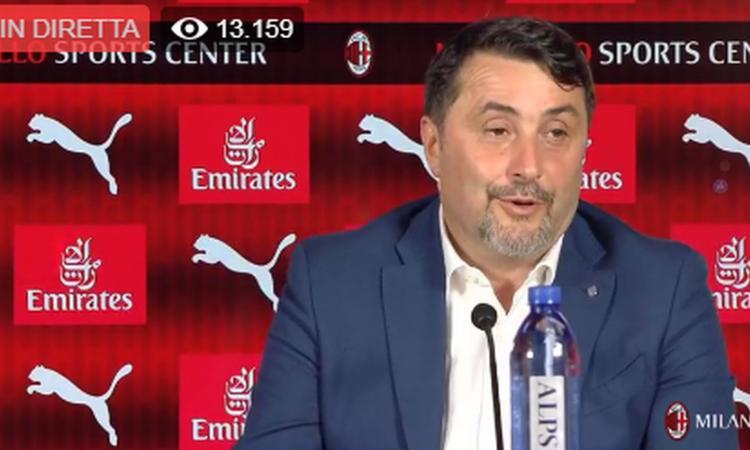 Milan, in arrivo un giovanissimo attaccante dalla Roma