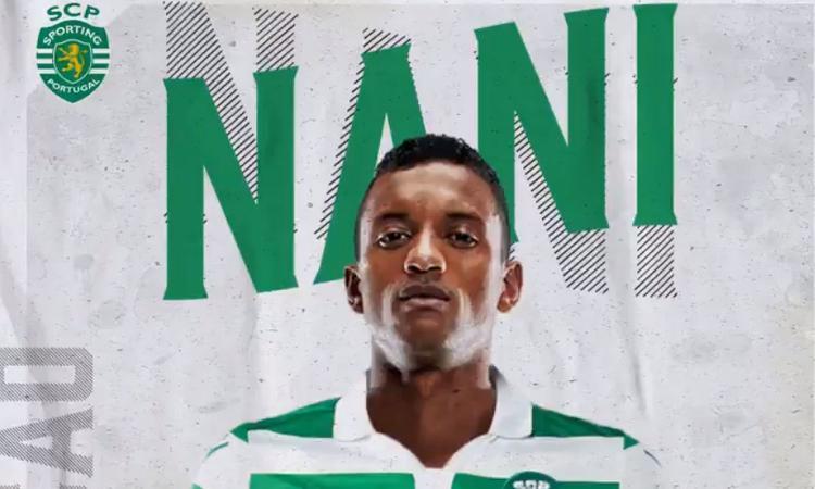 Sporting Lisbona, UFFICIALE: torna Nani
