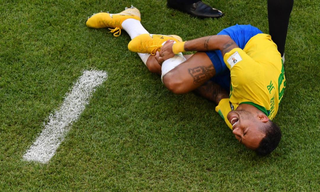 """Il Brasile? Troppi """"Inho"""" e """"junior"""" pochi uomini e """"senior"""""""