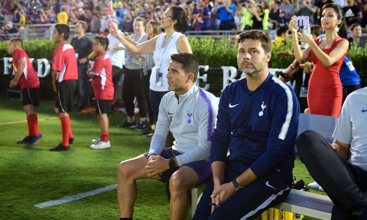 Tottenham come il Milan di Sacchi? Pochettino sorride VIDEO