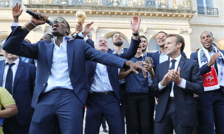 Francia 'africana' campione del mondo, gufo Salvini: 'Meglio la musica italiana'