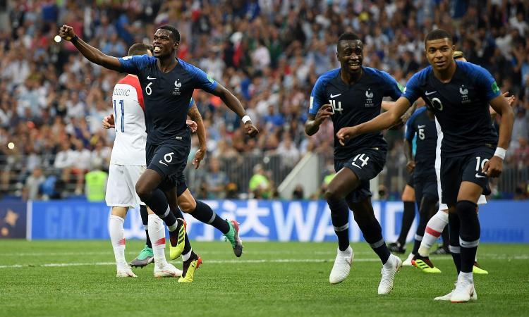 Francia-Croazia, pagelle di CM: Pogba e Mbappè super, Perisic gioia e dolore