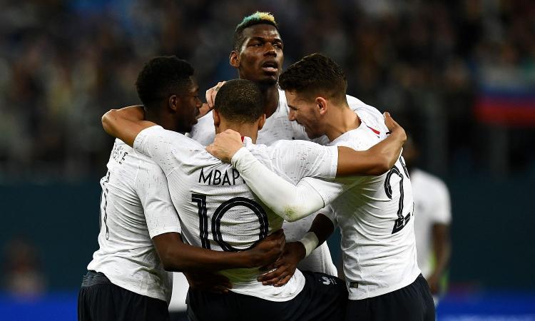 Mondiali 2018: Francia da titolo a 1,65, Kane è già re dei bomber nelle quote
