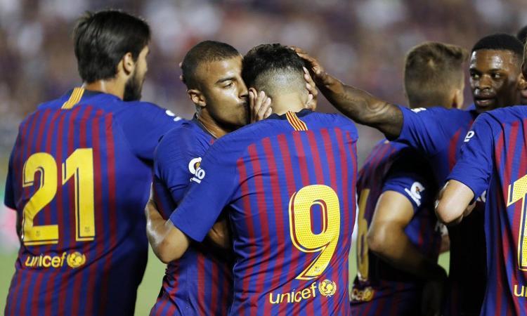 Dalla Spagna, l'Inter sta già trattando Rafinha