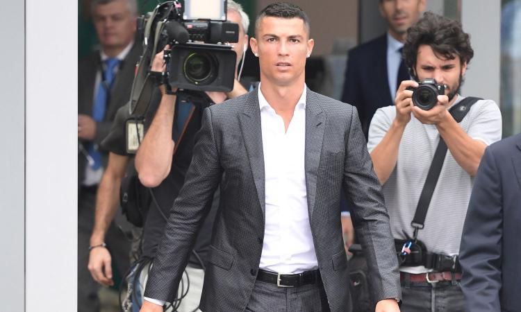 Cristiano Ronaldo alla Juve, anche Fifa 19 si prepara