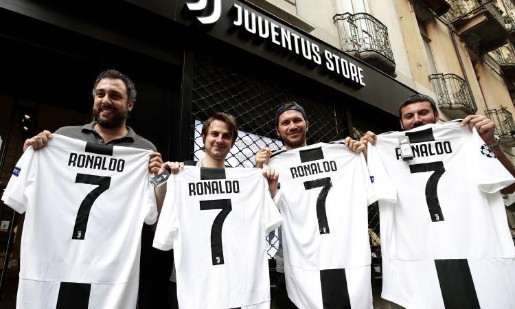 Maglia Juventus acquisto