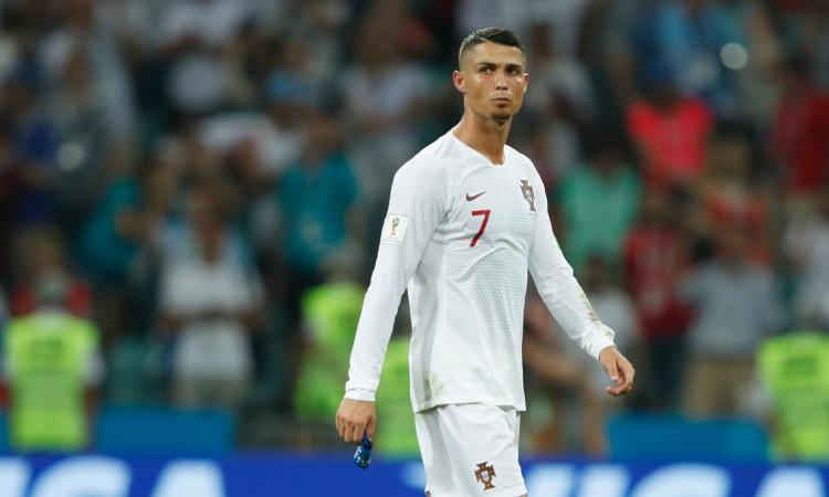 Juve, la mamma saluta Ronaldo FOTO