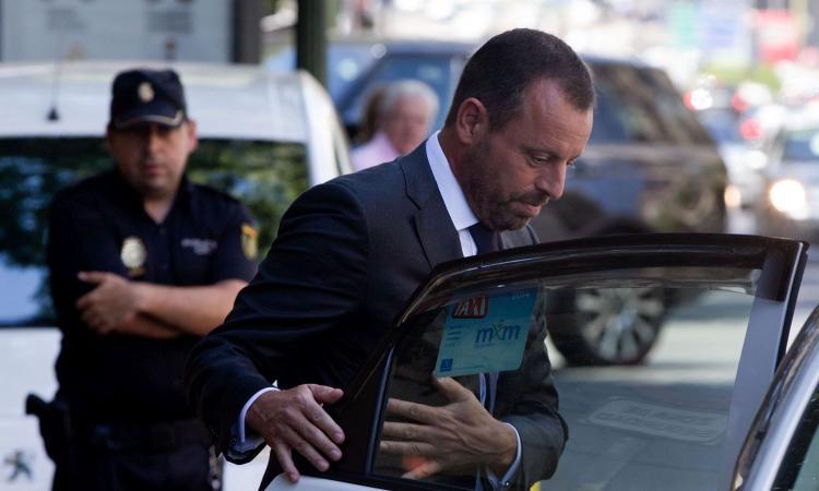 Dal carcere alla libertà: Rosell (ex pres. Barça) assolto da accuse di riciclaggio