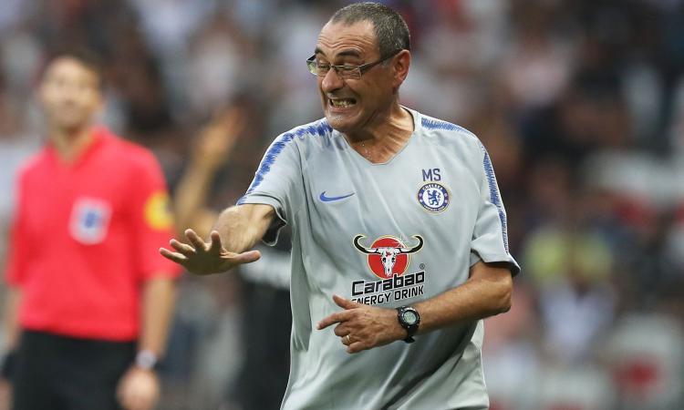 Juve, tutti i dettagli dell'affare Sarri: l'accordo col Chelsea e il doppio blitz di Paratici
