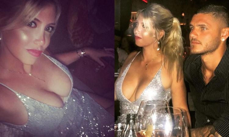 Icardi: Wanda è esplosiva a Ibiza FOTO