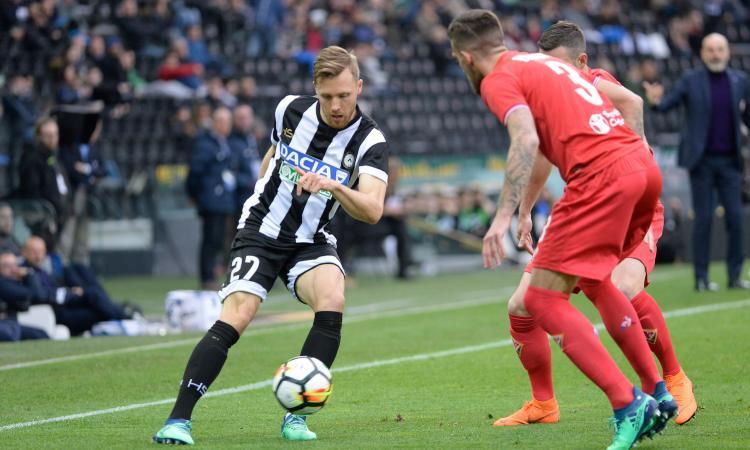 Udinese, Widmer ad un passo dal Basilea: i dettagli