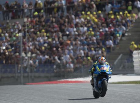 MotoGP: Rins re di Austin, ma Rossi è secondo! Cade Marquez, Dovizioso in testa al mondiale FOTOGALLERY