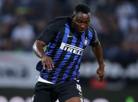 Inter, Asamoah deve riposare: errori decisivi, ma Spalletti non può cambiare