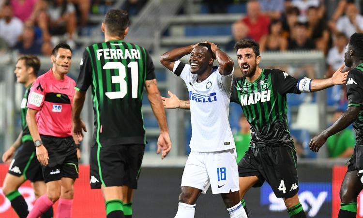 Inter, Asamoah: 'Qui sto bene, mi sono sentito subito a casa. Zanetti il mio modello'