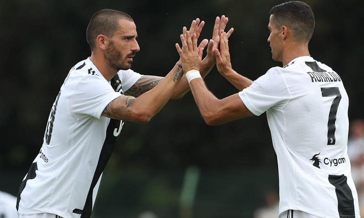 Juve, senza Chiellini il capitano è Dybala: messaggio di Allegri a Bonucci
