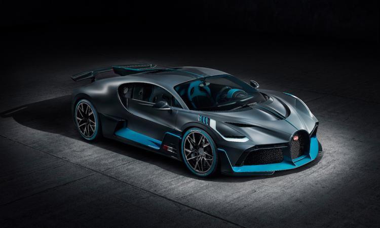 PIT STOP: Bugatti Divo, tutte vendute! Costo? 5 milioni di euro FOTOGALLERY
