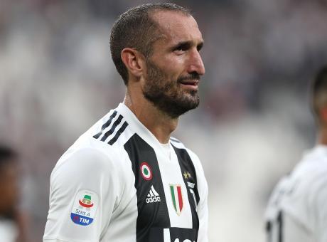 Chiellini, questa Nazionale non ti merita: per te c'è solo la Juventus