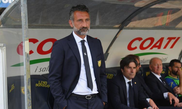 Chievo, D'Anna: 'Squadra non disunita dopo i gol, Stepinski è generoso'
