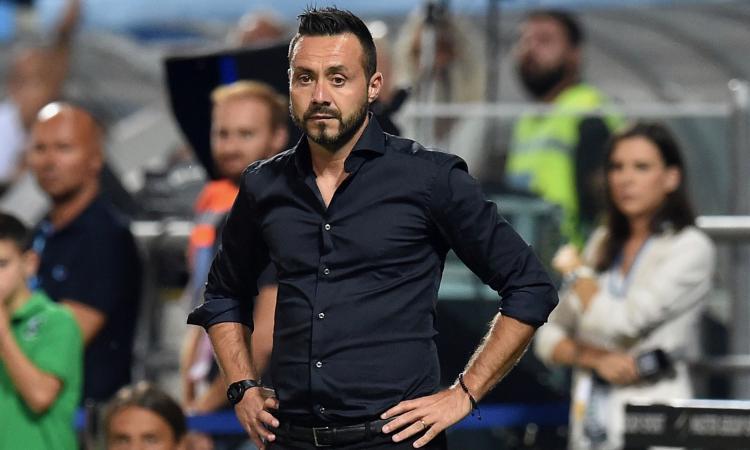Sassuolo, De Zerbi: 'Pronti alla Juve. Berardi mi ha stupito, su Boateng...'