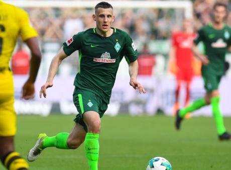 Werder Brema, si lavora al rinnovo di un centrocampista