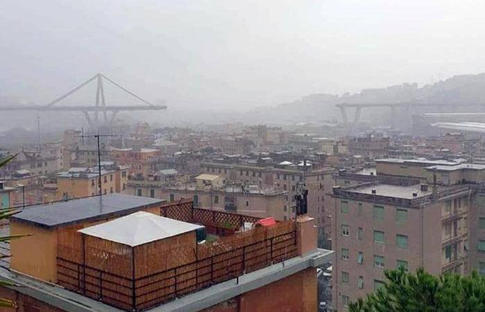 Genoa, allenamento interrotto per ricordare le vittime del Morandi