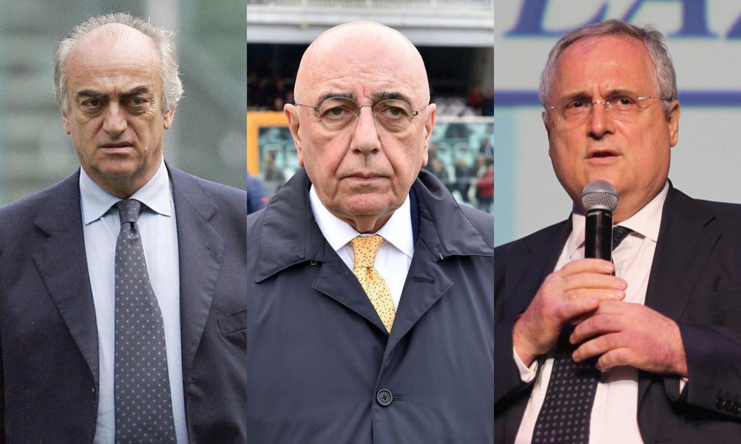 ECONOMIA: stipendi, squadre e calciatori di Serie A