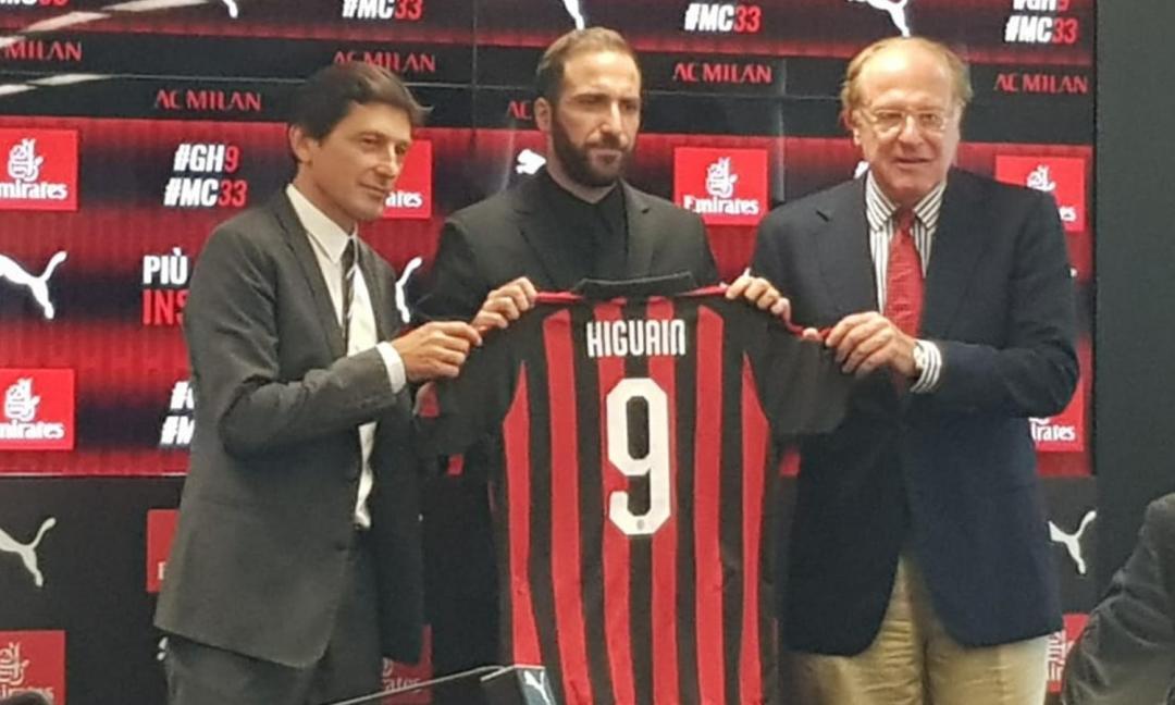 Milan, gol cercasi