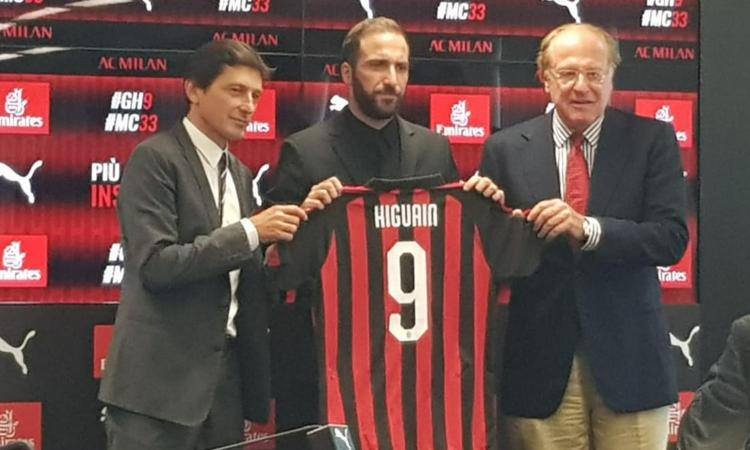 L'ex Sacchi: 'Caldara farà bene, Higuain decisivo. Milan, sarà un gran campionato!'