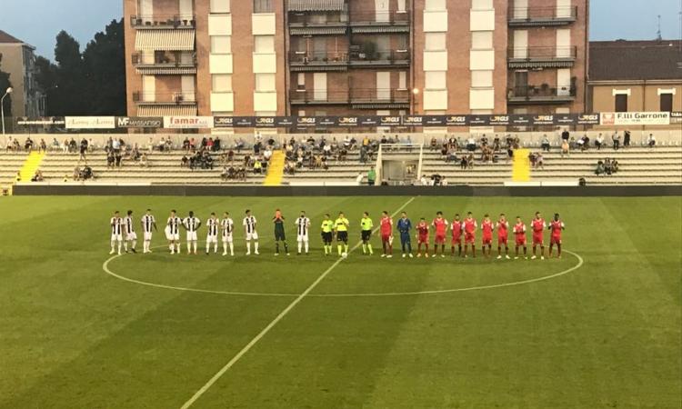 Juve Under 23, buona la storica prima volta: e Zanimacchia vive la sua favola